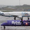 Flybe Embraer E175 G-FBJJ at Birmingham Airport, 10.04.2018.