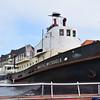 Passing through Holmen, Copenhagen, on the Netto boat tour.