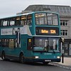 Arriva DAF Plaxton President LF52URS 4183 at Bolton Interchange on the 534, 18.11.17.