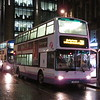 First Dennis Trident Plaxton President LK51UYX 33020 in Glasgow on the 38, 29.11.2018.