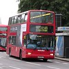Metroline Volvo Plaxton President LK04NLZ VPL581 in Islington on the 43 to London Bridge, 20.09.2018.