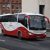 Bus Eireann Scania Irizar 151-D-29258 SC330 in Dublin on the 111.