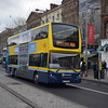 Dublin Bus Volvo ADL Enviro 500 07-D-70008 on O'Connell Street with the 46 to Phoenix Park.