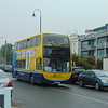 Dublin Bus Enviro 400 07-D-30009 EV9 in Howth on the 31A.