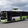 Malta Public Transport Otokar Vectio C BUS653 at the Valletta Bus Terminal on the 54.