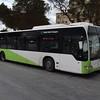 Malta Public Transport Mercedes Citaro BUS386 at the Valletta Bus Terminal.