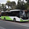 Malta Public Transport Otokar Kent C BUS828 at the Valletta Bus Terminal.