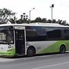 Malta Public Transport King Long xmq6900j BUS038 at the Valletta Bus Terminal.