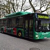 Skanetrafiken gas powered MAN Lion's City DUD113 341 in Lund.