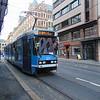 Oslo ABB SL79 tram no. 127 on route 13.