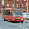 D&G Bus Optare Solo YJ57XWS 135 in Crewe on the 38 to Macclesfield.