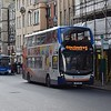 Stagecoach Enviro 400 MMC SK15HDD 10440 in Oxford on the 1 to Blackbird Leys.