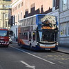 Stagecoach ADL Enviro 400 MMC SN16OZT 10654 in Newcastle on the 11 to North Kenton.