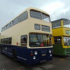 Alexander bodied Daimler Fleetline UHA225H 6225 at Stoke-on-Trent Britannia Stadium on the Potteries Omnibus Preservation Society running day.