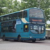 Arriva Volvo Wright Eclipse Gemini LJ04LFW 6044 in Aylesbury on the 500 from Watford.