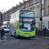 Arriva Volvo Wright Eclipse Gemini NK13AZN 7809 in Newcastle on the 308 to Blyth.