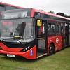 Sullivan Buses ADL Enviro 200 MMC WB66SUL AE22 at the Alton bus rally.