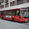 Abellio London ADL Enviro 200 MMC YX16OAA 8851 in Westminster on the C10 to Canada Water.