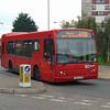 Galleon Travel Trustybus Scania East Lancs Myllennium YR52VFN (ex Go Ahead ELS14) at Harlow on the 410A.