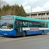 Southdown PSV Dennis Dart East Lancs Myllennium LK55ADZ at Crawley bus station.