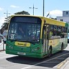 CT Plus Guernsey Dennis Dart East Lancs Myllennium 70027 (434) at the Town Terminus in St. Peter Port.