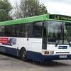 Notts & Derby M136PRA at their Derby depot.