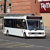 Coniston Coaches Optare Solo KX06LYJ in Kidderminster on the 15.