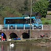 Arriva Optare Solo YJ07VRU 2504 at Arley on the 297 to Bridgnorth.