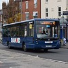 Diamond Buses Plaxton Centro SN09FUW 30302 in Kidderminster on the 42 to Redditch.