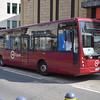 TM Travel Plaxton Centro YN08JWE 1200 in Sheffield.