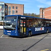 Diamond Bus Plaxton Centro WX58FRV 30806 in Kidderminster on the 3 to Stourport on Severn.