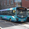 Arriva VDL Wright Pulsar FJ63DXP 3782 in Stafford on the 6.