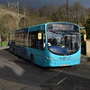 Arriva Sapphire VDL Wright Pulsar NL63VRG 1513 in Durham on the 7.