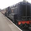 Class 11 no. 12099 at Kidderminster Town.