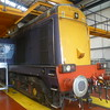 DRS Class 20 no. 20312 at Gresty Bridge depot, Crewe.