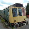 Former parcels unit Class 127 driving trailer no. 55967 at Butterley.