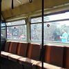 Class 141 Pacer no. 141113 interior at Butterley.