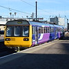 Northern Class 142 Pacer no. 142026 leaving Newcastle for Middlesborough.