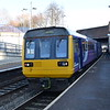 Northern Class 142 Pacer no. 142068 at Heworth on a MetroCentre service.