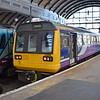 Northern Class 142 Pacer no. 142088 at Newcastle.