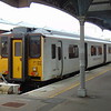 Abellio Greater Anglia Class 317 no. 317512 at Hertord East.