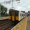 Abellio Greater Anglia Class 317 no. 317669 at Broxbourne with a Hertford East service.