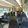 Abellio Greater Anglia Class 317 interior leaving Harlow Town.