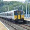 Abellio Greater Anglia Class 317 no. 317502 at Harlow Town on a Liverpool Street service.