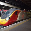 Virgin Trains Class 390 Pendolino no. 390013 at London Euston on a Manchester service.