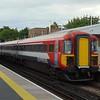 Gatwick Express Class 442 5WES no. 442419 passing Three Bridges.