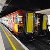 Gatwick Express Class 442 no. 442424 at London Victoria.