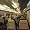 Southern Gatwick Express Class 442 no. 442401 interior at Brighton.