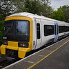Southeastern Class 466 Networker no. 466009 at Bromley North on a Grove Park shuttle.