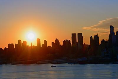 NYC Summer Sunrise